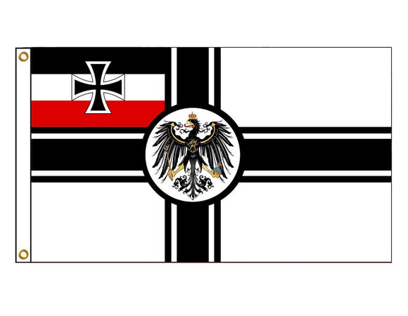 German WW1 Battle Ensign