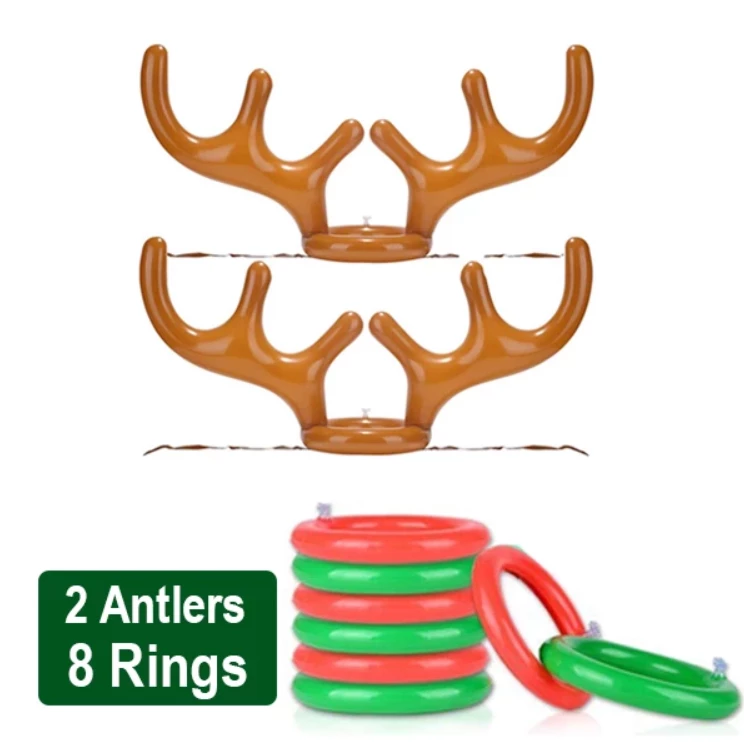 The Best Reindeer Antler Ring Toss Game Pictures