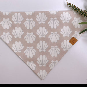 Seashell Reversible Bandana