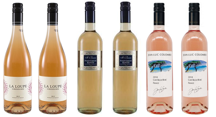 Summer Sale Rosé Box available online