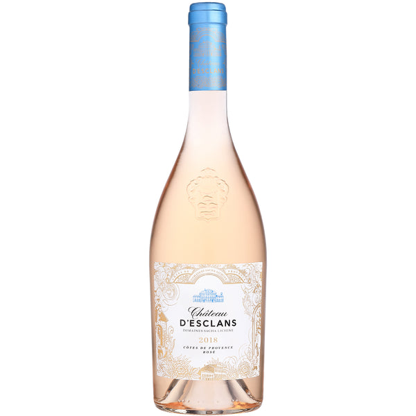 Chateau d'Esclans rosé wine available to buy online