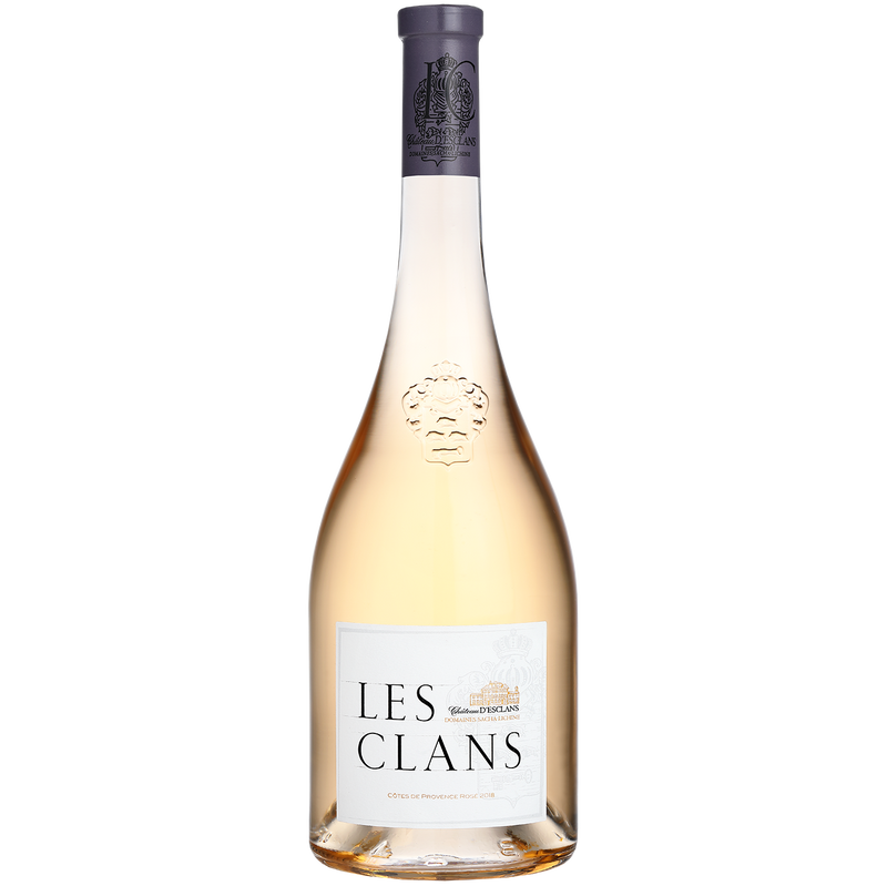 Chateua d'esclans les clans rosé wine available to buy online