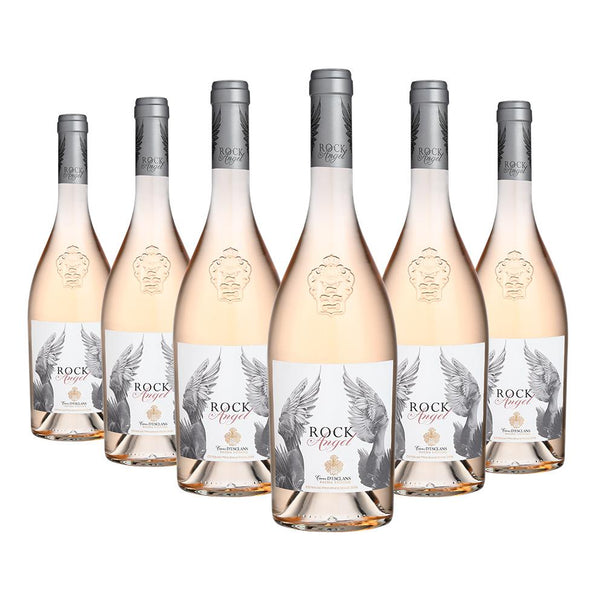 Chateau d'Esclans Rock Angel Rosé wine - 75c available to buy online