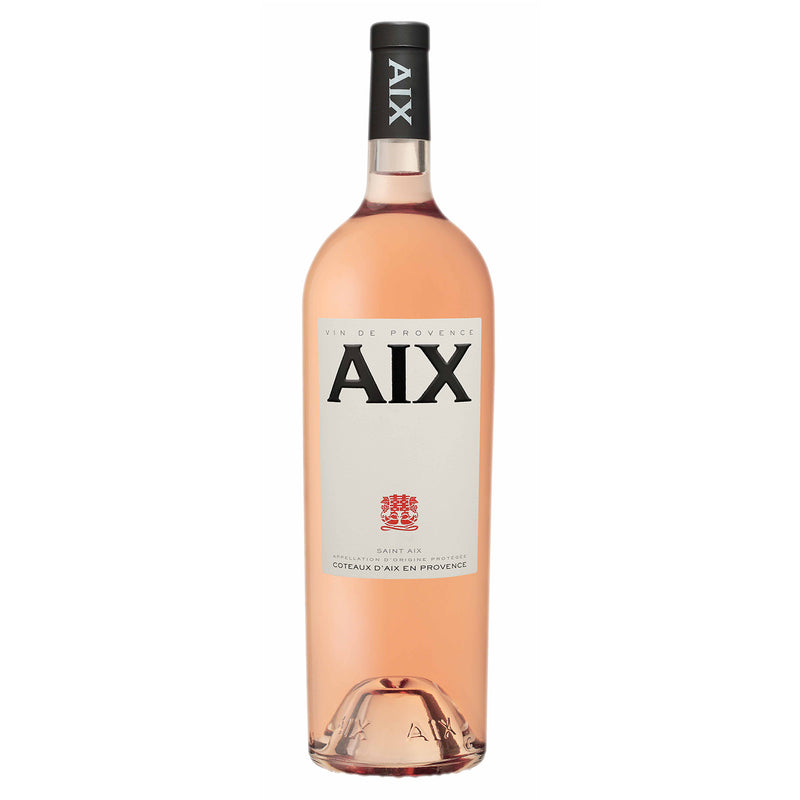 AIX Rosé wine Jeroboam available to buy online.