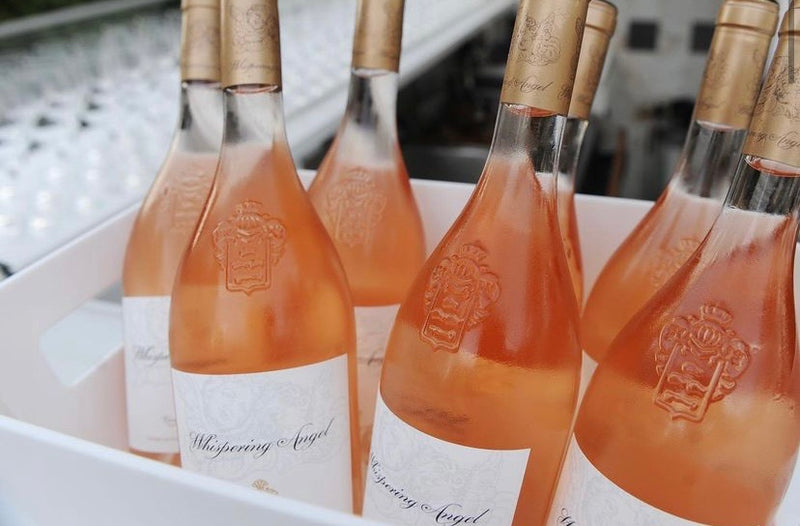 Whispering Angel Rosé wine case of 6 x 75cl