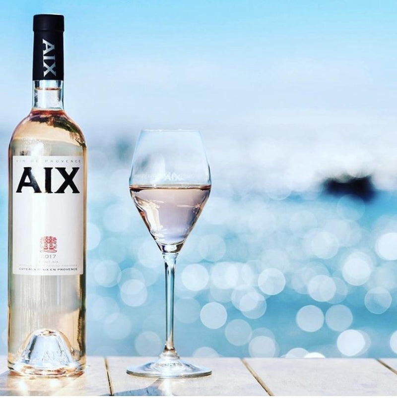 AIX Rosé wine case of 6 x 75cl