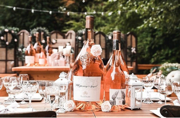 Whispering Angel Rosé Wine Methuselah 6L