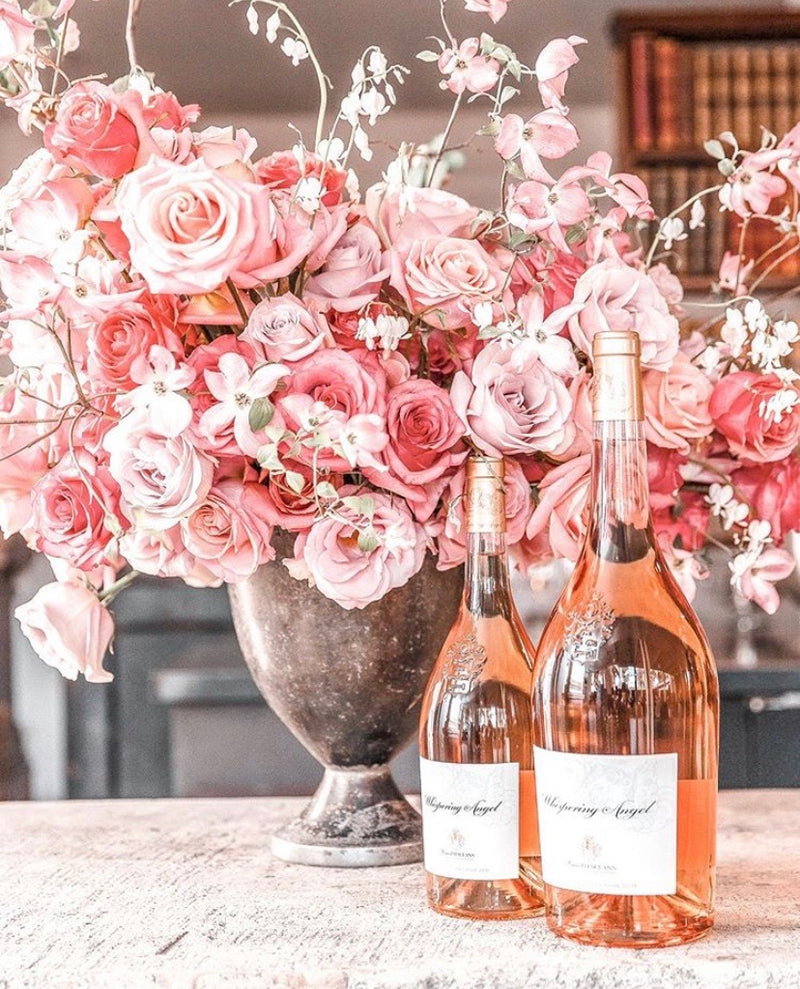 Whispering Angel Rosé wine - Magnum