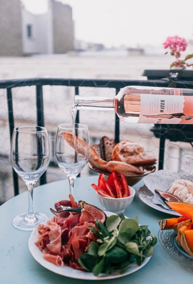 Hampton Water Rosé wine
