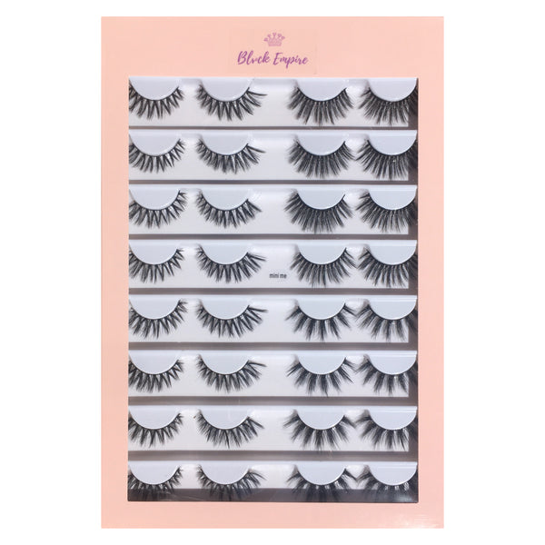 Faux Lashes 16 Pairs - Mini Me