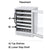 Glide-Out Wine Shelf - 24-Inch Models