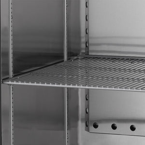 T-23G Commercial Refrigerator - Glass Door Shelf