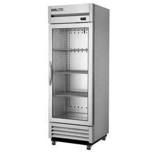 T-19G-HC~FDG01 Commercial Glass Door Refrigerator