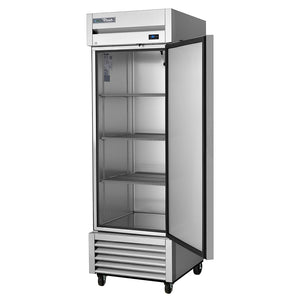 T-23-HC Commercial Refrigerator Open