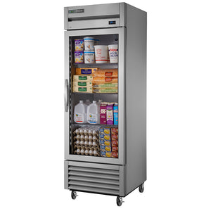 T-23G Commercial Refrigerator - Glass Door