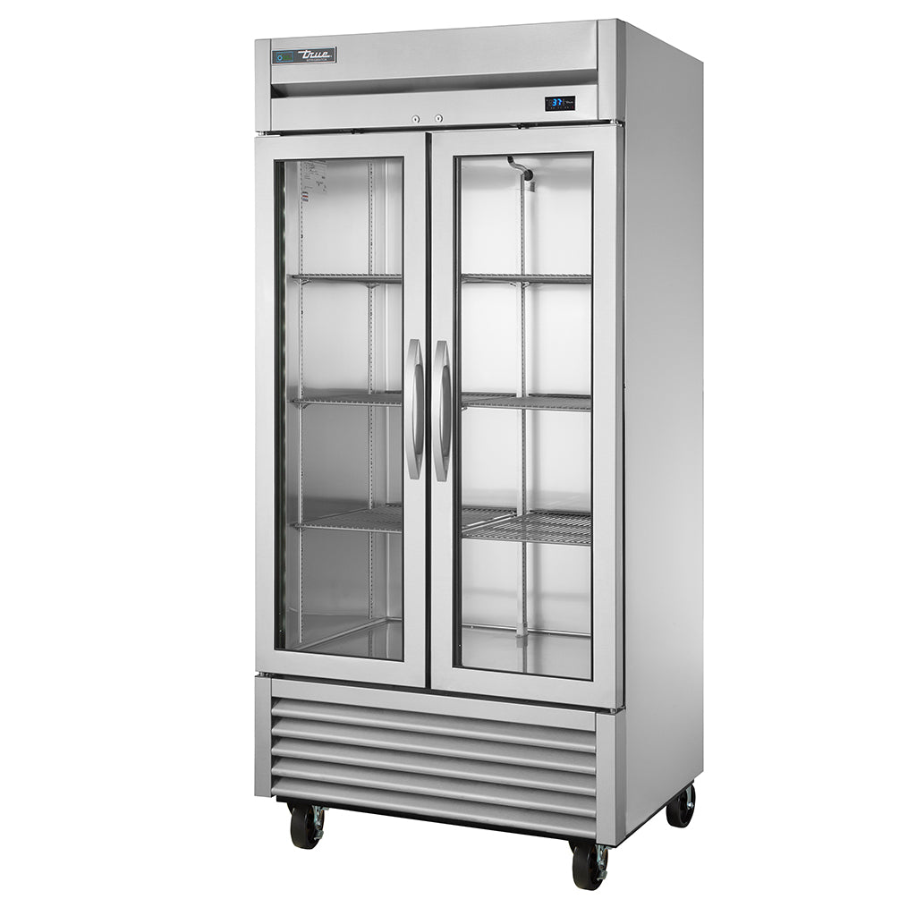 T-35 Commercial Refrigerator Glass Door