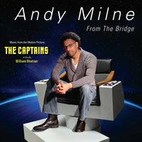 Black Friday:  Soundtrack from The Captains:  Andy Milne - From the Bridge