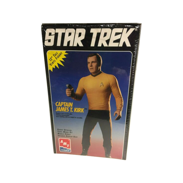 AMT Star Trek Captain Kirk Model