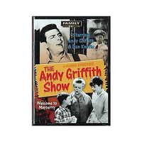Andy Griffith Show 4 Funny Episodes DVD