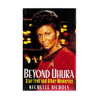 Beyond Uhura Hardbound Book - First Edtion