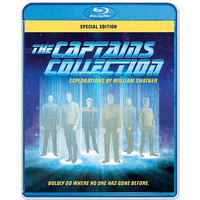 Black Friday Sale - The Captain's Colleciton Special Edition BluRay