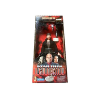 "Star Trek Insurrection Counselor Denna Troi 9"" Action Figure - Low Number"