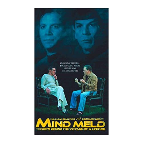 Shatner Archives - Mind Meld VHS Tape