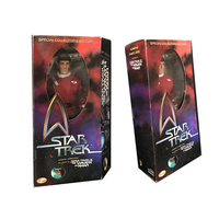 "Playmates Wrath of Khan 12"" Mistake Spock Action Figure"