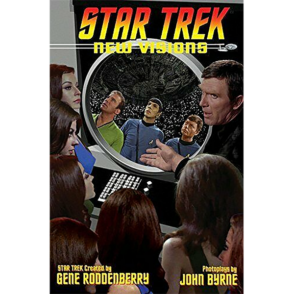 Star Trek New Visions: Vol 3 by John Byrne