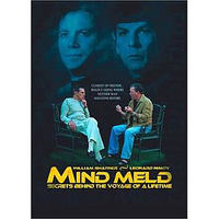 Mind Meld: Secrets Behind The Voyage Of A Lifetime Region Free DVD