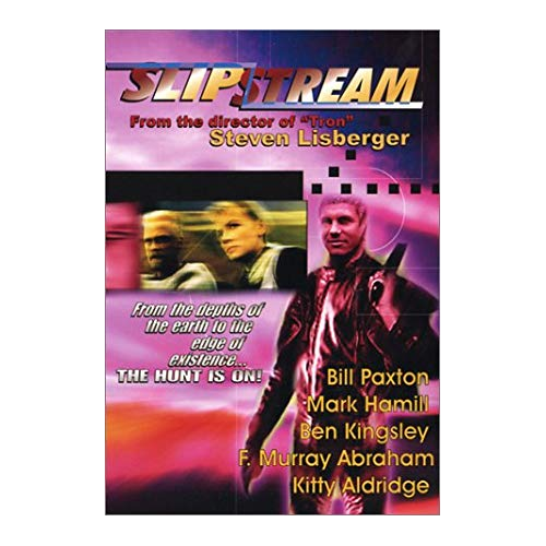Slipstream DVD - From the Director Steven Lisberger