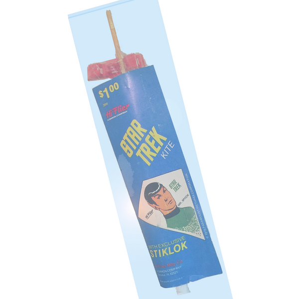 1975 Star Trek Spock Kite