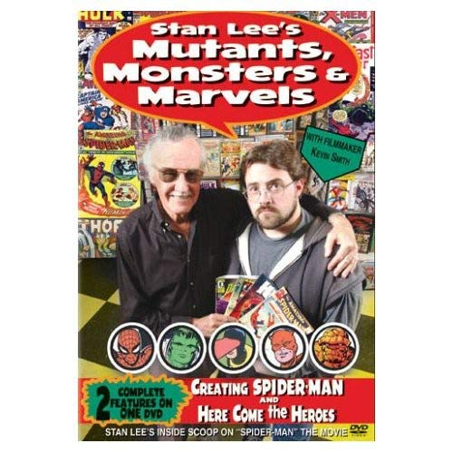 Stan Lee's Mutants, Monsters & Marvels DVD