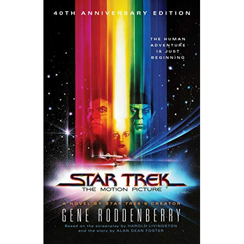 Star Trek: The Motion Picture 40th Anniversary Paperback