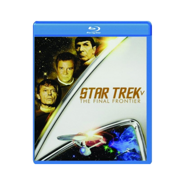 Star Trek V: The Final Frontier Blu Ray Release
