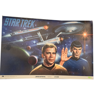 Star Trek The Game Limited Edition Print