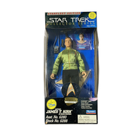 1995 Playmates Captain Kirk Starfleet Edition Action Figure