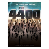 The 4400 Complete Series on DVD