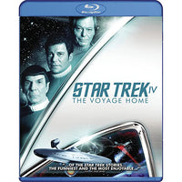 Star Trek IV: The Voyage Home Blu Ray Disc