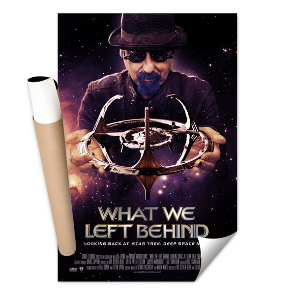 What We Left Behind - Theatrical Poster