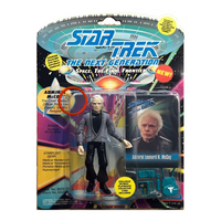 Free Item - Admiral McCoy from Star Trek The Next Generation