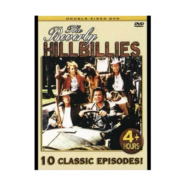 The Beveryl Hillbillies 10 Classic Episodes DVD