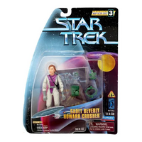 "Free Item: Cadet Beverly Howard Crusher 4.5"" action figure by Playmates"