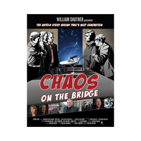 Rare: William Shatner Presents: Chaos on the Bridge (DVD) - Out of Print