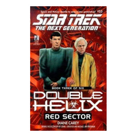 Shatner Archives: Star Trek: TNG Double Helix Red Sector by Diane Carey