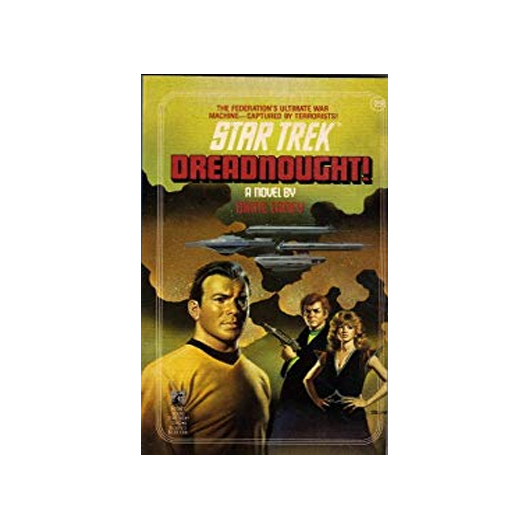 Shatner Archives - Paramount Licensing Dreadnought! Novel by Diane Carey