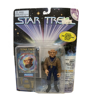"Free Product - Deep Space Nine Zek, the Grand Nagus 4.5"" Action Figure"