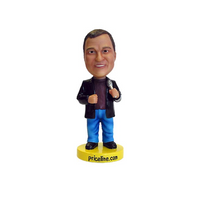 RARE 2002 Original Priceline.com William Shatner Bobblehead