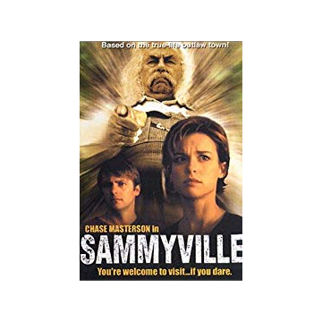 Sammyville Horror DVD broken DVD case