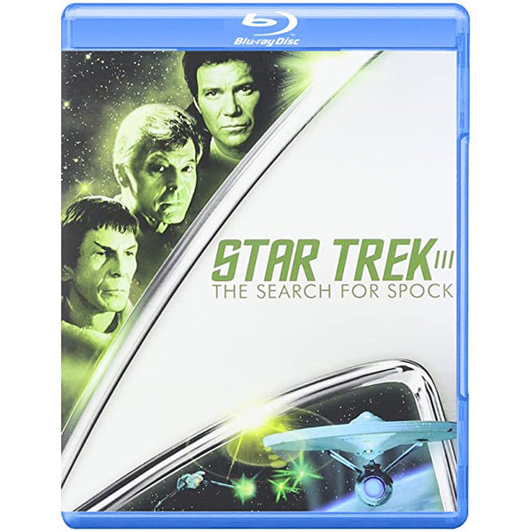 Star Trek III: The Search For Spock Blu Ray Disc